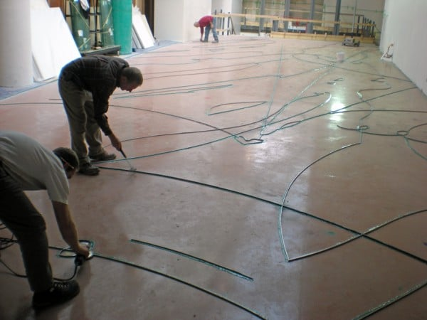 Ccis terrazzo installation scott parsons - Things to consider before installing epoxy flooring ...